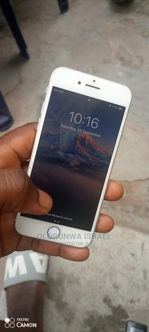Apple iPhone 7 128 GB Silver | Mobile Phones for sale in Lagos State, Oshodi