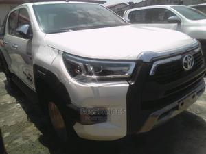 Toyota Hilux 2021 White | Cars for sale in Lagos State, Ikeja