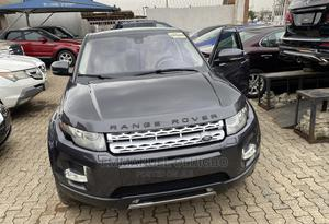 Land Rover Range Rover Evoque 2013 Pure Plus AWD Gray | Cars for sale in Lagos State, Lekki