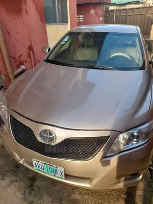 Toyota Camry 2007 Gold   Cars for sale in Lagos State, Ikorodu