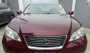 Lexus ES 2007 350 Red | Cars for sale in Lagos State, Ikeja