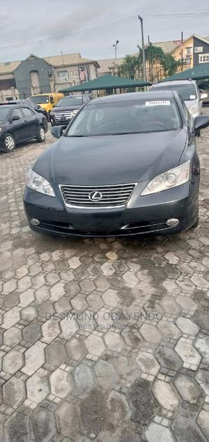 Lexus ES 2008 350 Black | Cars for sale in Lagos State, Ajah