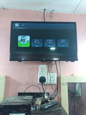Neatly Used Original Lg 24inches for Sale | TV & DVD Equipment for sale in Ogun State, Ewekoro