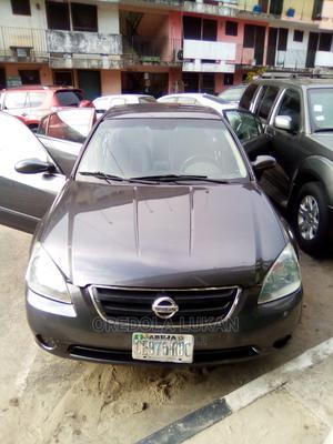 Nissan Altima 2005 2.5 Gray | Cars for sale in Lagos State, Amuwo-Odofin