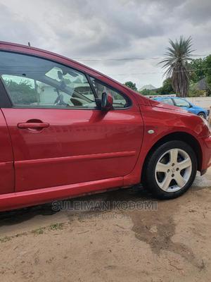 Peugeot 307 2004 Red | Cars for sale in Borno State, Maiduguri