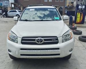 Toyota RAV4 2008 Limited White   Cars for sale in Lagos State, Yaba