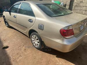 Toyota Camry 2005 Gold | Cars for sale in Lagos State, Ifako-Ijaiye