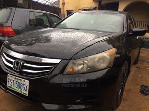 Honda Accord 2008 Black | Cars for sale in Lagos State, Abule Egba