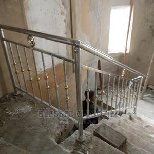 Stainless Steel Handrail's | Building Materials for sale in Lagos State, Lekki