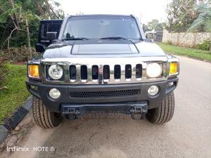 Hummer H3 2006 SUV Sport Utility Black | Cars for sale in Edo State, Benin City