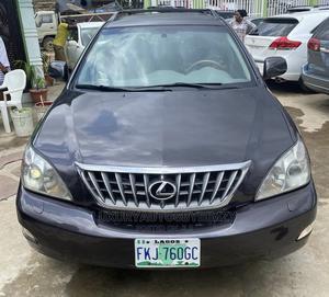 Lexus RX 2009 Blue   Cars for sale in Lagos State, Ifako-Ijaiye