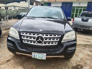 Mercedes-Benz M Class 2012 ML 350 4Matic Black | Cars for sale in Lagos State, Alimosho