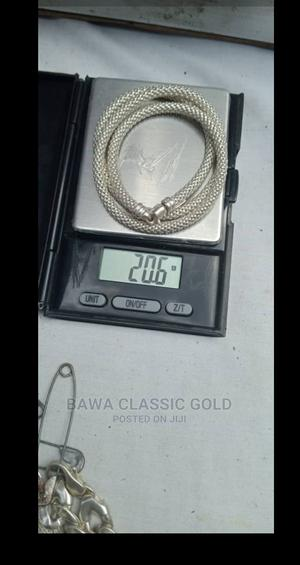 925 Silver Neck Chain | Jewelry for sale in Abuja (FCT) State, Central Business District