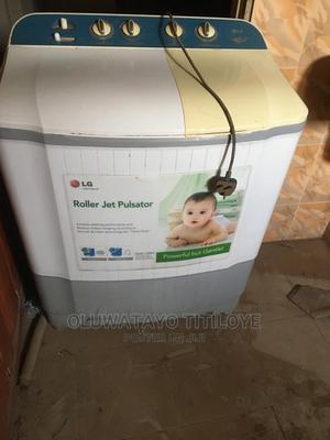 LG Washing Machine   Home Appliances for sale in Lagos State, Alimosho