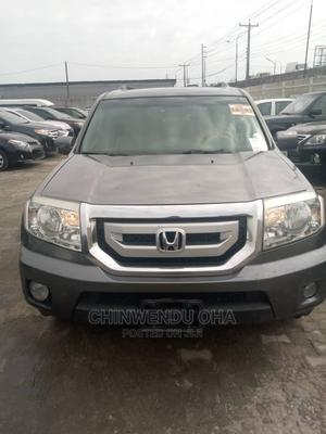 Honda Pilot 2010 Gray | Cars for sale in Lagos State, Ojota