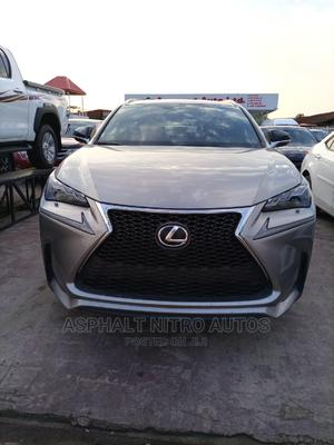 Lexus NX 2016 200t FWD Gray | Cars for sale in Lagos State, Ajah