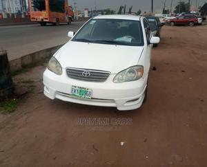 Toyota Corolla 2006 S White   Cars for sale in Lagos State, Agege