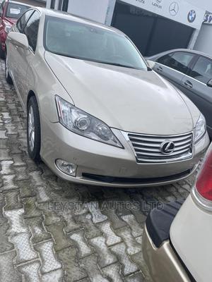 Lexus ES 2012 350 Gold | Cars for sale in Lagos State, Ajah