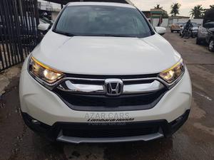 Honda CR-V 2018 White   Cars for sale in Lagos State, Ikeja