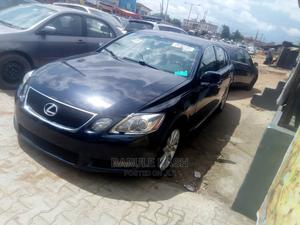 Lexus GS 2007 350 Blue | Cars for sale in Lagos State, Egbe Idimu