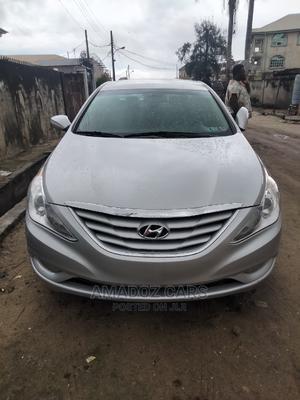 Hyundai Sonata 2012 Silver | Cars for sale in Lagos State, Amuwo-Odofin