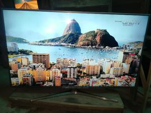 """60"""" Samsung Ultra High Definition Smart Tv With 4k Resolutio 