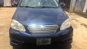 Toyota Corolla 2006 1.6 VVT-i Blue   Cars for sale in Lagos State, Ikorodu
