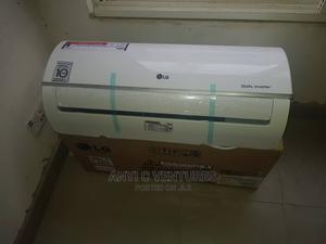 LG Dual Inverter 1hp Split Unit Air Conditioner System   Home Appliances for sale in Lagos State, Ikeja