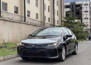 New Toyota Corolla 2021 Black | Cars for sale in Abuja (FCT) State, Asokoro