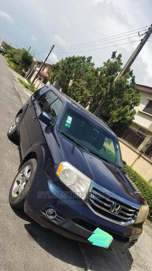 Honda Pilot 2012 Blue | Cars for sale in Lagos State, Lekki