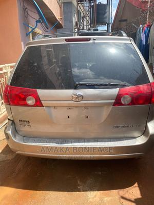 Toyota Sienna 2007 Silver | Cars for sale in Delta State, Oshimili South