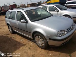 Volkswagen Golf 2002 Silver | Cars for sale in Kaduna State, Zaria