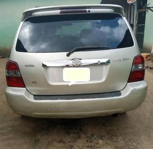 Toyota Highlander 2004 Silver | Cars for sale in Bayelsa State, Yenagoa