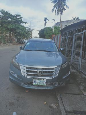 Honda Accord Crosstour 2010 EX-L AWD Green   Cars for sale in Lagos State, Surulere