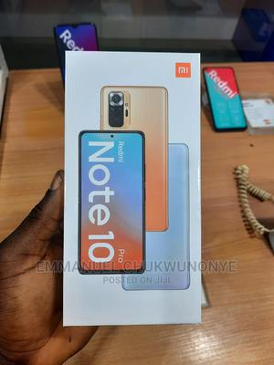 New Xiaomi Redmi Note 10 Pro 64 GB Gray | Mobile Phones for sale in Lagos State, Ikeja