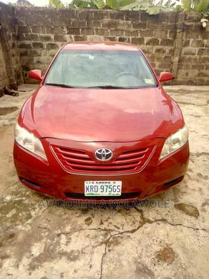 Toyota Camry 2009 Red | Cars for sale in Lagos State, Ipaja