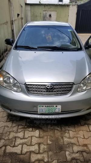 Toyota Corolla 2005 LE Silver   Cars for sale in Oyo State, Ibadan