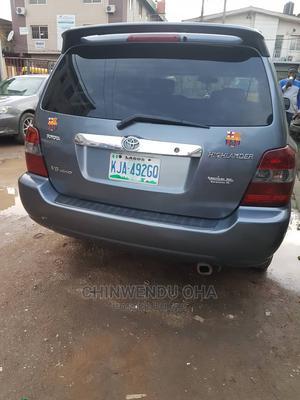 Toyota Highlander 2005 Blue | Cars for sale in Lagos State, Ikeja