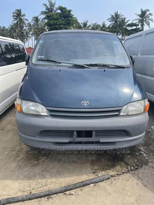 Toyota Haice Automatic Green   Buses & Microbuses for sale in Lagos State, Apapa