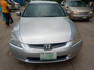 Honda Accord 2005 Silver | Cars for sale in Lagos State, Ikeja