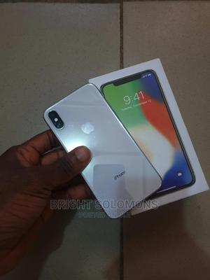 Apple iPhone X 64 GB White   Mobile Phones for sale in Abuja (FCT) State, Wuse