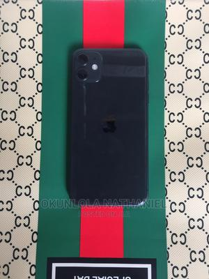 Apple iPhone 11 128 GB Black | Mobile Phones for sale in Lagos State, Alimosho