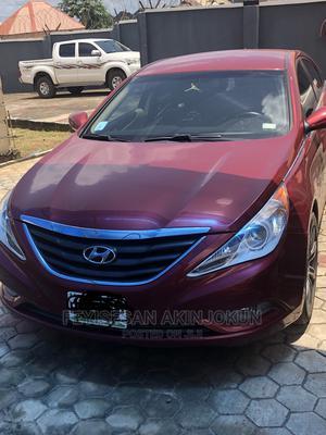 Hyundai Sonata 2011 Red | Cars for sale in Ondo State, Akure