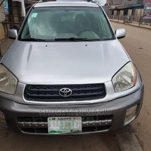 Toyota RAV4 2003 Automatic Silver   Cars for sale in Lagos State, Alimosho