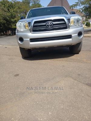 Toyota Tacoma 2008 4x4 Double Cab Silver | Cars for sale in Lagos State, Magodo