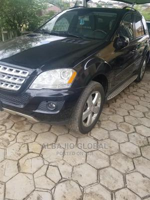 Mercedes-Benz M Class 2010 ML 350 4Matic Black   Cars for sale in Lagos State, Alimosho