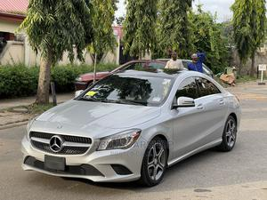 Mercedes-Benz CLA-Class 2014 Silver   Cars for sale in Abuja (FCT) State, Central Business District