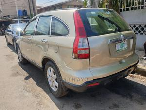 Honda CR-V 2007 Brown   Cars for sale in Lagos State, Yaba