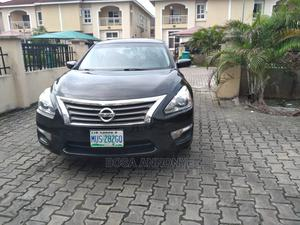 Nissan Altima 2013 Black | Cars for sale in Lagos State, Ajah