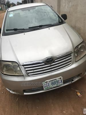 Toyota Corolla 2007 CE Silver | Cars for sale in Lagos State, Abule Egba